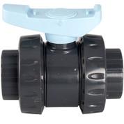 Vanne Astore FIP PN 16 PVC Ø 50 mm