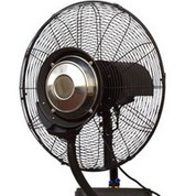 Ventilateur mobile de brumisation r servoir de 24 l for Ventilateur de terrasse