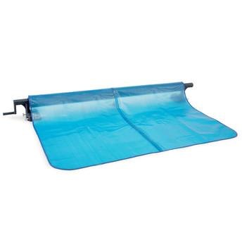 Enrouleur bâches à bulles piscines tubulaires
