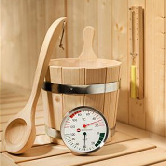 Kit accessoires pour sauna vapeur
