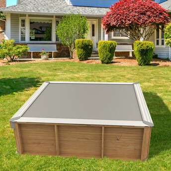 piscine pistoche hors sol en bois pour enfant piscine. Black Bedroom Furniture Sets. Home Design Ideas