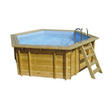 Piscine waterclip Summum Ø.4,00 x H. 1,17 m