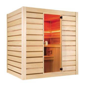 Sauna vapeur Eccolo 6 places