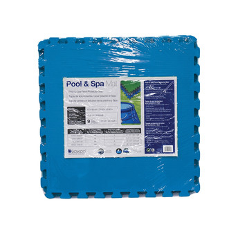 9 dalles de protection 60x60cm (3.24m²)